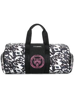 дорожная сумка с леопардовым принтом Plein Sport