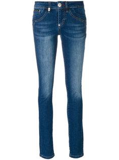 "джинсы ""скинни"" с логотипом Philipp Plein"
