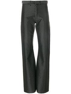 брюки в горошек  Marquesalmeida