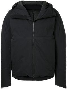 приталенная куртка на молнии Attachment