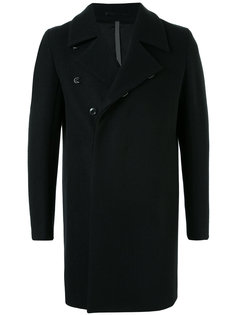 пальто с потайной застежкой Kazuyuki Kumagai