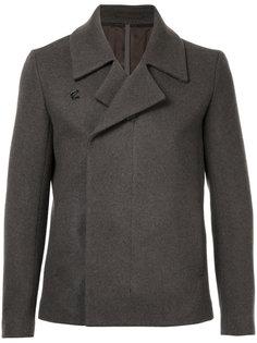 пальто с запахом Kazuyuki Kumagai