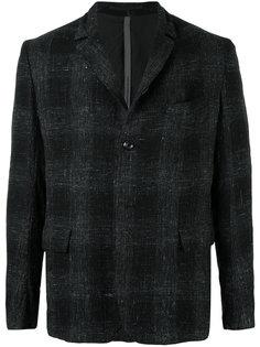 пиджак в клетку Kazuyuki Kumagai