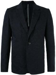 пиджак с тональным узором Kazuyuki Kumagai