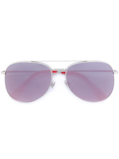 """солнцезащитные очки в стилистике """"авиаторы"""" Valentino Eyewear"""