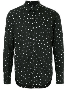 рубашка с узором в горох Kazuyuki Kumagai