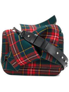 сумка на плечо с элементом узла Nº21