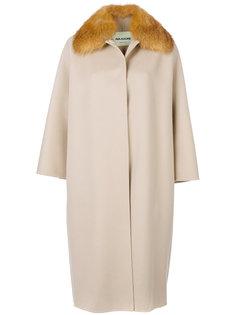 однобортное пальто Ava Adore