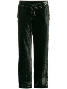 фактурные пижамные брюки  F.R.S For Restless Sleepers