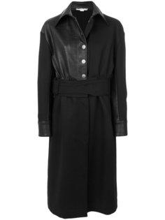 пальто с панельным дизайном Stella McCartney