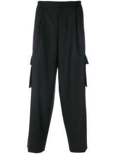 укороченные брюки-карго Juun.J