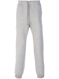спортивные брюки средней посадки Sacai