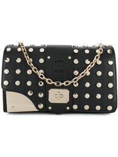 сумка на плечо Stardust с заклепками Versace