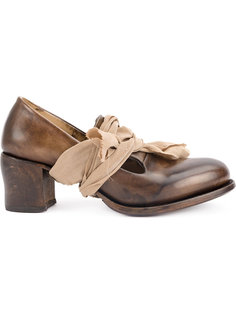 массивные туфли-лодочки с бантом Cherevichkiotvichki