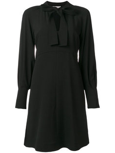 платье с завязками на шее See By Chloé