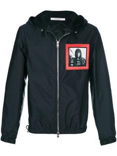 куртка с фото-принтом Givenchy