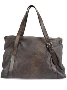 текстурированная сумка на плечо Numero 10