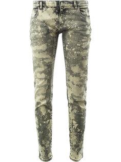 камуфляжные джинсы Faith Connexion