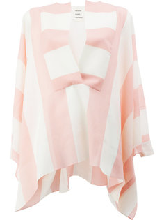 блузка в полоску  Maison Rabih Kayrouz