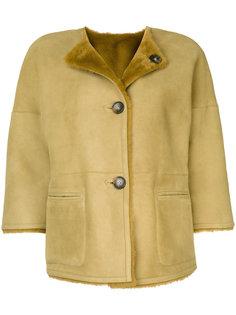 двухсторонняя куртка из овчины Desa 1972