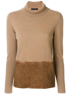 свитер-водолазка  Fabiana Filippi