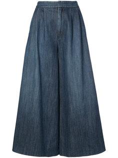 широкие джинсы Adam Lippes