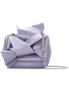 сумка на плечо с деталью в виде узла Nº21