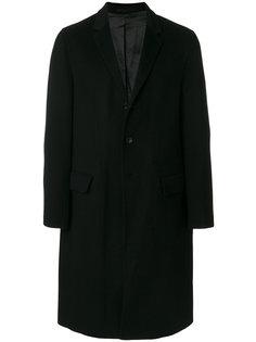 однобортное пальто Joseph