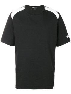 футболка с контрастными вставками Y-3