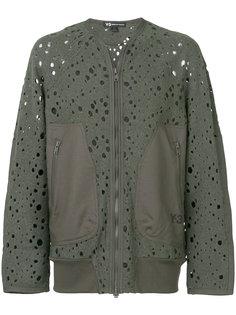 перфорированная куртка-бомбер Y-3