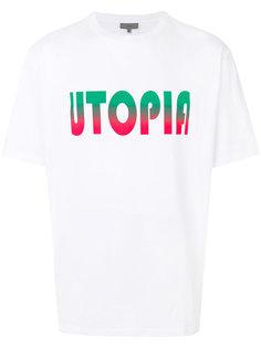 футболка с принтом Utopia  Lanvin