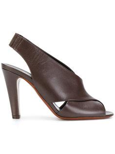slingback sandals  Michel Vivien