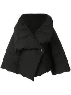 укороченная куртка-пуховик Salvatore Ferragamo