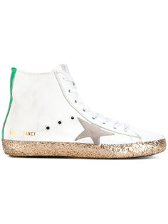 хайтопы Fancy Golden Goose Deluxe Brand