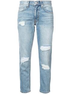 джинсы кроя слим Mila Derek Lam 10 Crosby