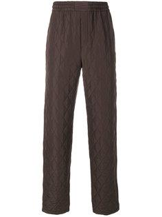 стеганые брюки MSGM