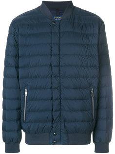 стеганая куртка Polo Ralph Lauren