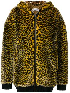 пальто с леопардовым принтом  Faith Connexion