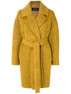 пальто мешковатого кроя Rochas