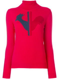 свитер с логотипом  Rossignol