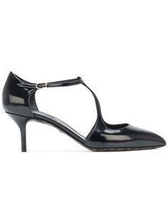 туфли с ремешками Dolce & Gabbana