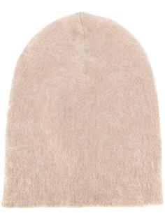 фактурная вязаная шапка Laneus