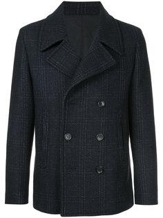 двубортное пальто Cerruti 1881