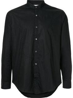 рубашка с воротником-стойкой Cerruti 1881