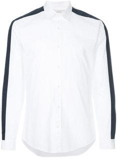 рубашка с панельным дизайном Cerruti 1881