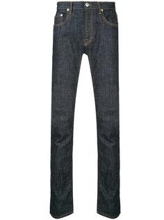 джинсы кроя слим Cerruti 1881