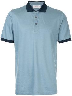 футболка-поло с короткими рукавами Cerruti 1881