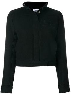 классическая приталенная куртка Courrèges