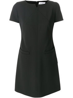 приталенное платье шифт Courrèges