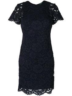 кружевное платье Ralph Lauren